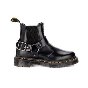 Dr. Martens Wincox Buckle Chelsea Combat Boots